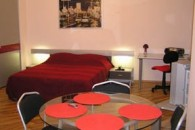 Moscow, Bronka Suite, 1 Room Apartment
