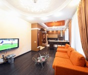 Kiev, Mala Zhitomirska 13/6,  2 Room Apartment at  for 105