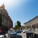 KIEV, KRESCHATIK 13, 2 ROOM KIEV APARTMENT