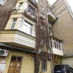KIEV APARTMENT, KRYTOY SLOPE,6/2. 2 ROOM APARTMENT